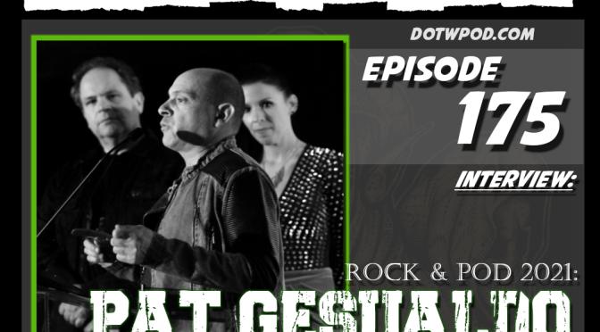 175: Interview with Pat Gesualdo (Metal HoF)