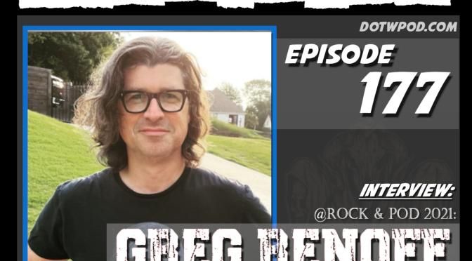 177 Author GREG RENOFF Interview